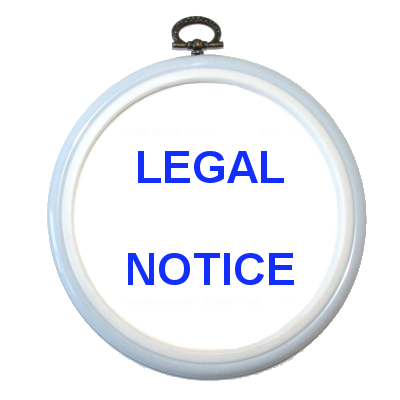 gousset legal notice